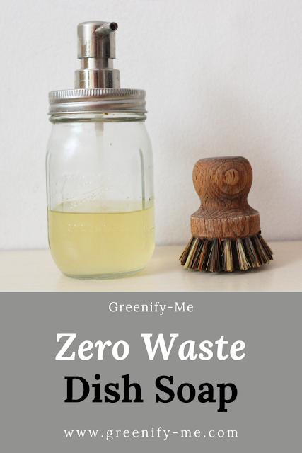 zero waste dish soap