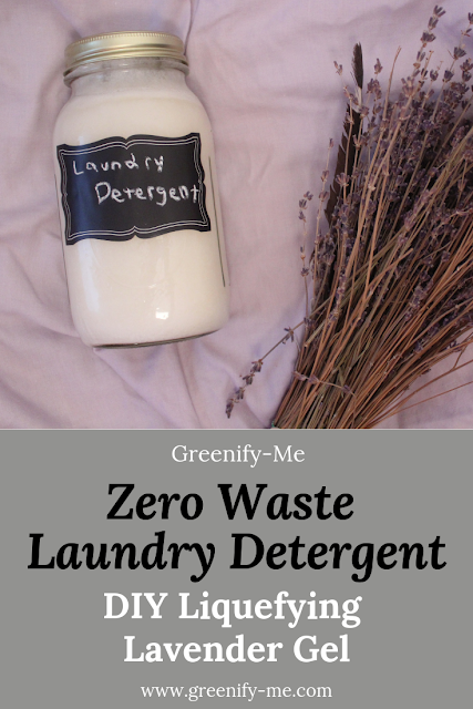 zero waste laundry detergent