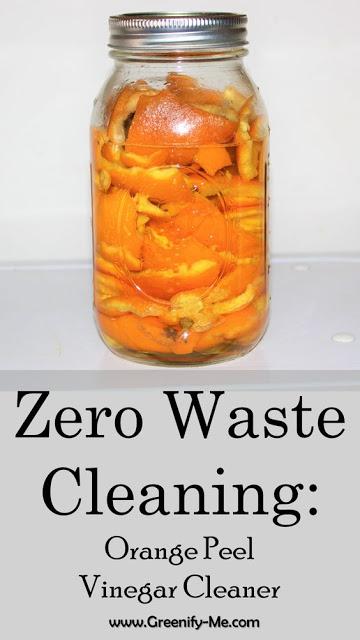 orange peel vinegar