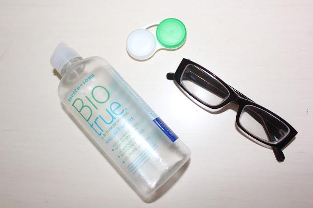 zero waste contact lenses and eyeglasses