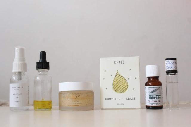 zero waste skin care