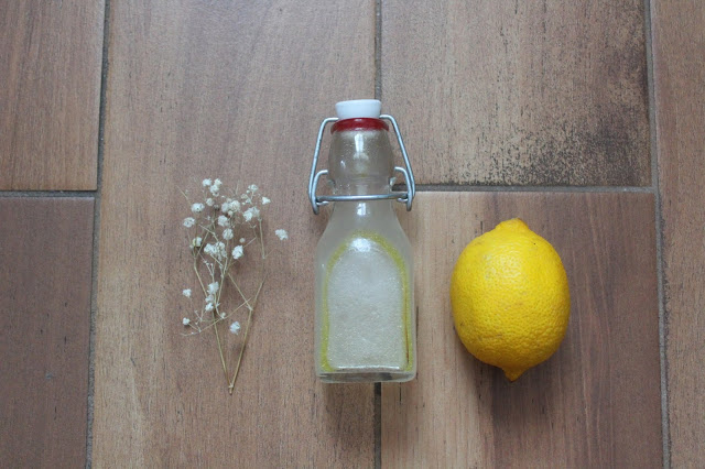 zero waste floor cleaner