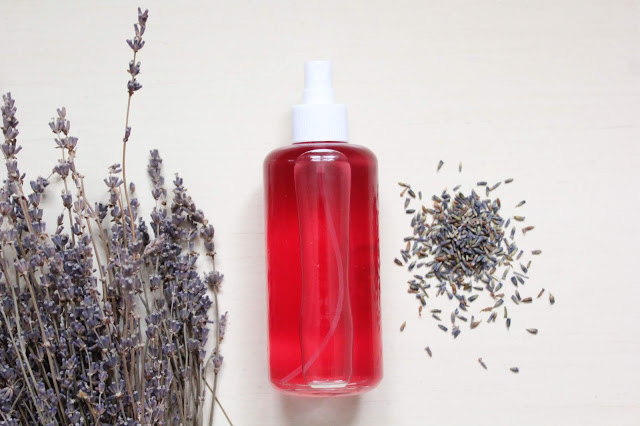 lavender vinegar cleaner