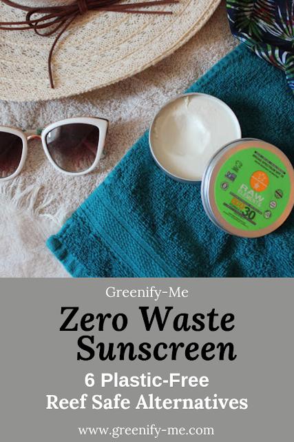 zero waste sunscreen