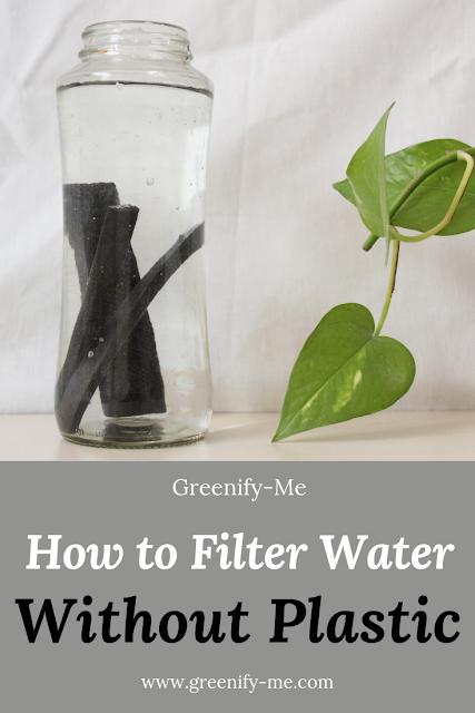 filter water without plastic