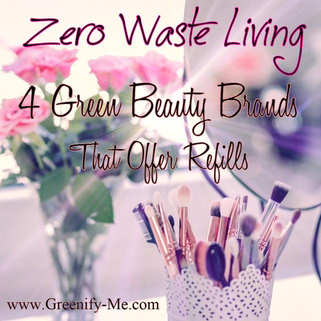 green beauty brands