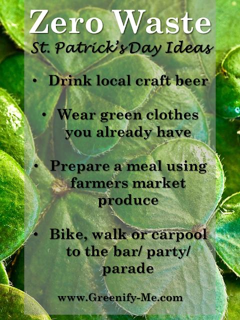 zero waste St. Patrick