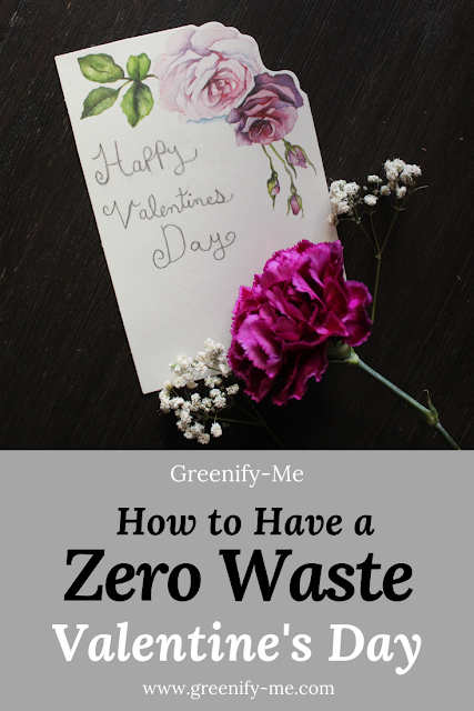 How to Have a Zero Waste Valentine's Day