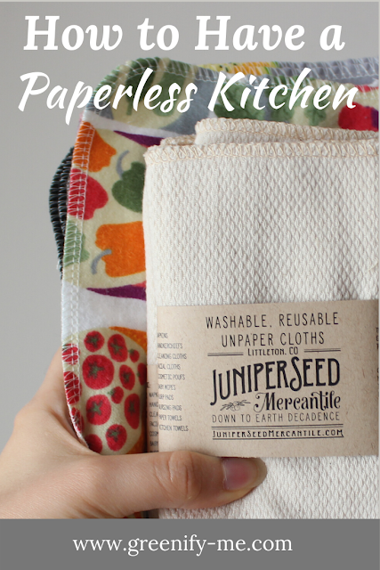 How to Have a Paperless Kitchen